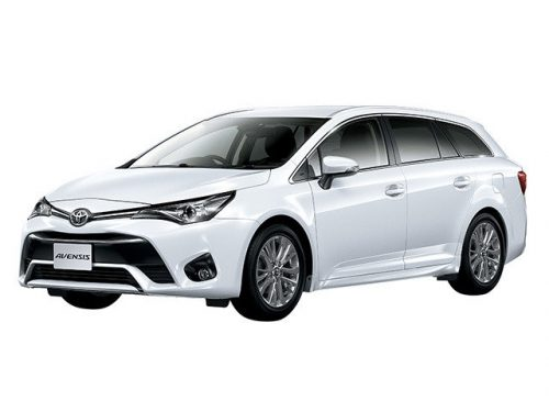 Toyota Avensis fault codes