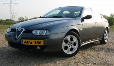 Alfa Romeo 156 Fault codes