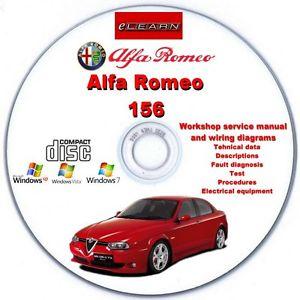 Alfa Romeo 156 eLearn