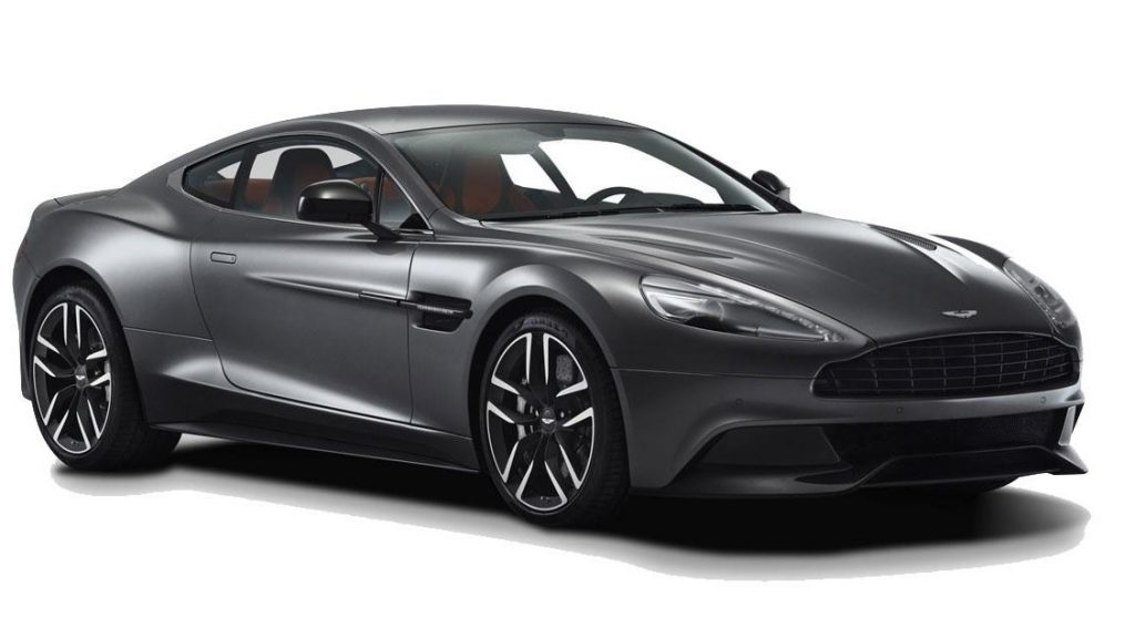 Aston Martin Vanquish Workshop Manual