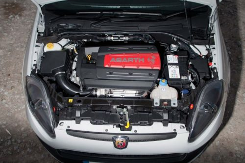 Specifications of Abarth 500C