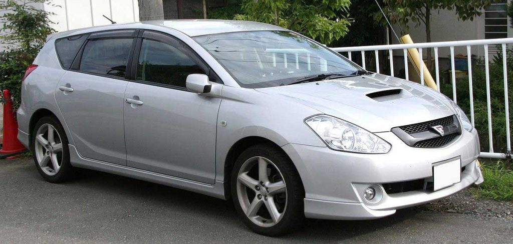 Toyota Caldina PDF manual