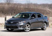Toyota Corolla PDF manuals