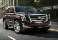 Cadillac Escalade PDF manual