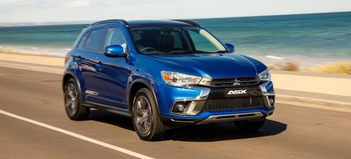 Mitsubishi ASX Workshop Manuals