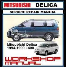 mitsubishi delica pdf workshop and repair manuals, wiring diagrams, spare  parts catalogue, fault codes free download
