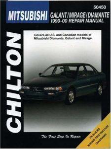 Mitsubishi Diamante Service Manual