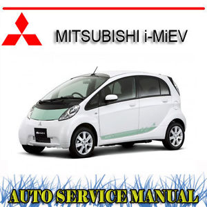 Mitsubishi i-MiEV service manual
