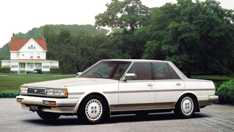 Toyota Cresta PDF manuals
