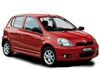 Toyota Echo PDF Manuals