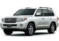 Toyota Land Cruiser PDF Manuals