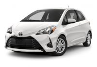 Toyota Yaris PDF manuals
