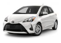 Toyota Yaris PDF manuals