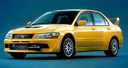 Mitsubishi Lancer Evolution Repair manuals Free Download