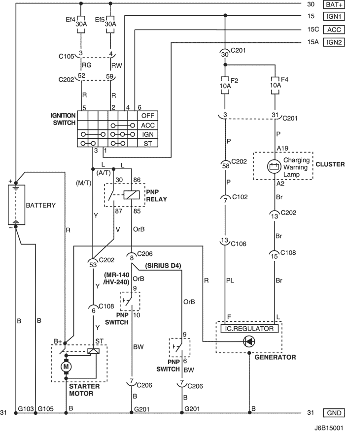 Parking Circuit Wiring Diagram on Thesamba Type 2 Wiring Diagrams