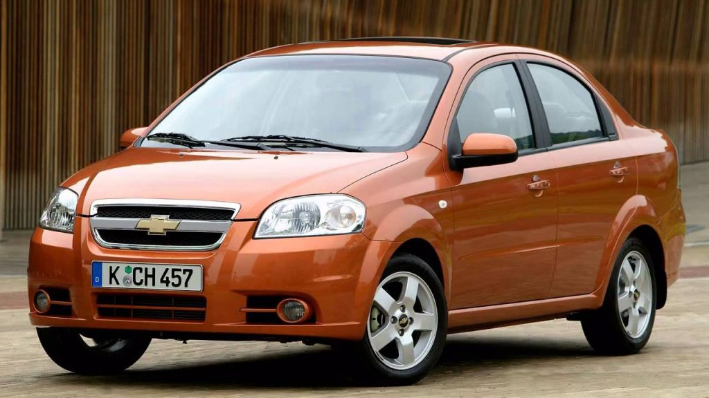 Chevrolet Aveo Service Manuals Free Download Carmanualshub Com