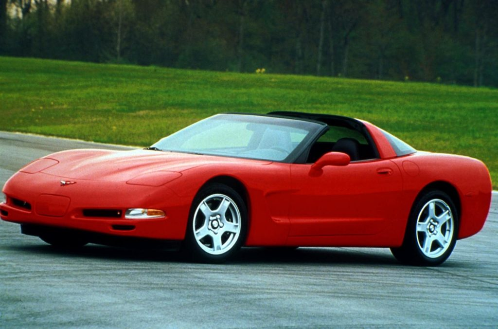 Chevrolet Corvette C5 PDF Service Manuals