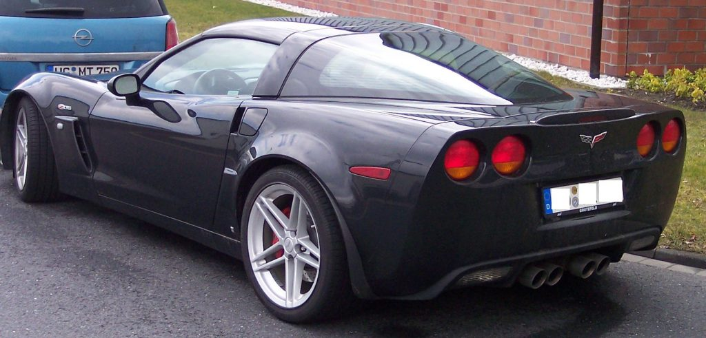 Chevrolet Corvette C6 PDF Service Manuals