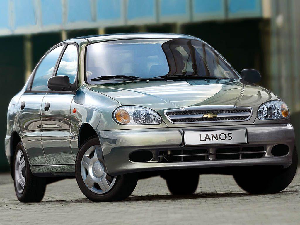 Chevrolet Lanos PDF Service Manual