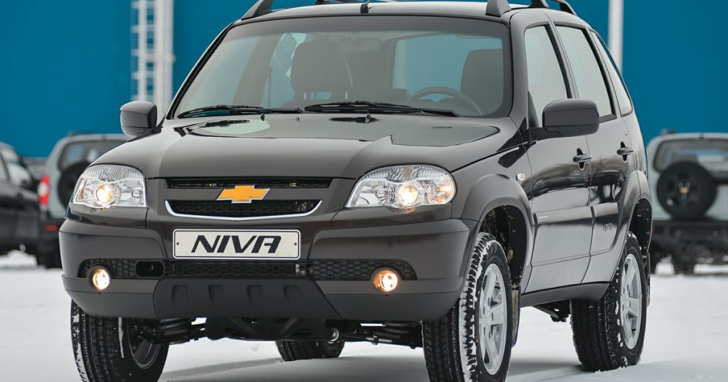 Chevrolet Niva PDF Service Manuals