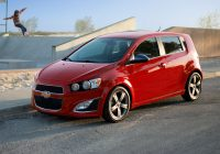 Chevrolet Sonic PDF Service Manuals