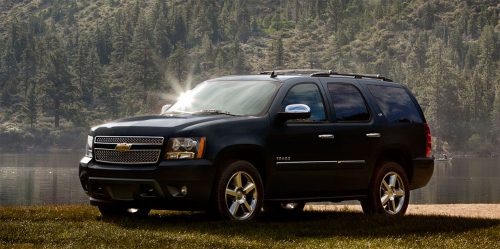 Chevrolet Tahoe PDF Service Manuals