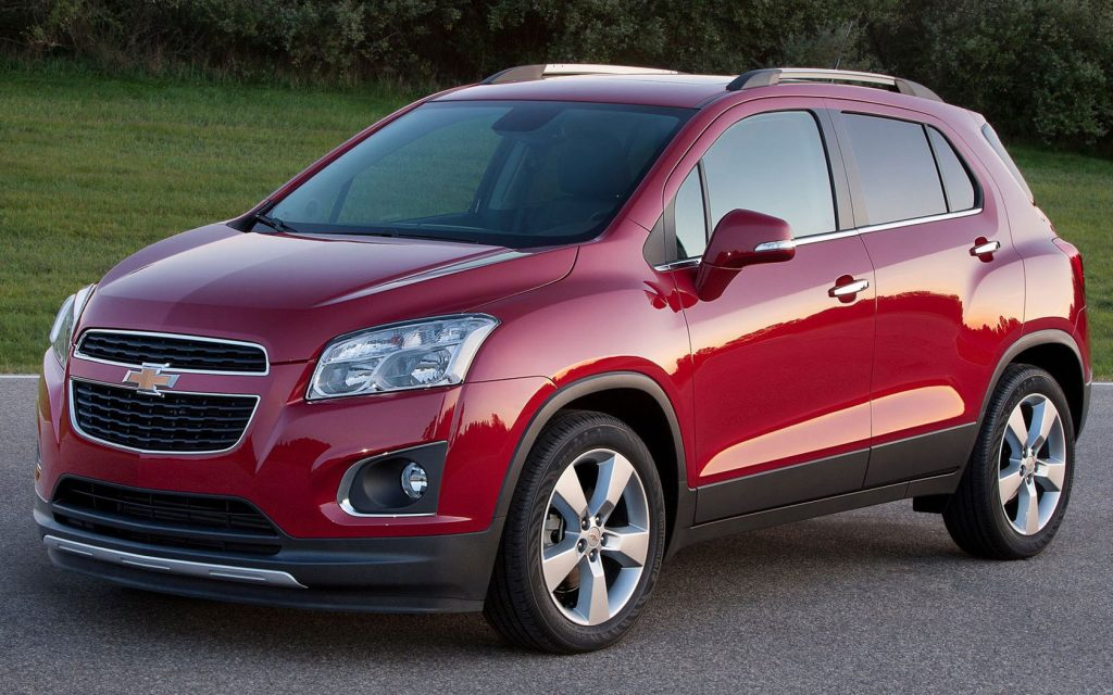 Chevrolet Tracker PDF Service Manuals