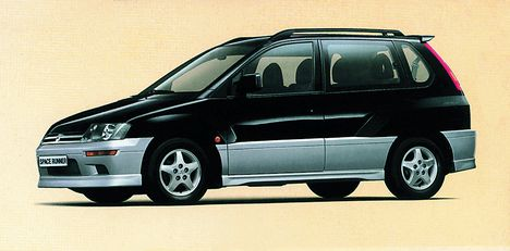 Mitsubishi Space Runner PDF Manual