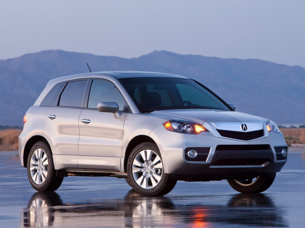 Acura RDX First generation PDF Service Manuals