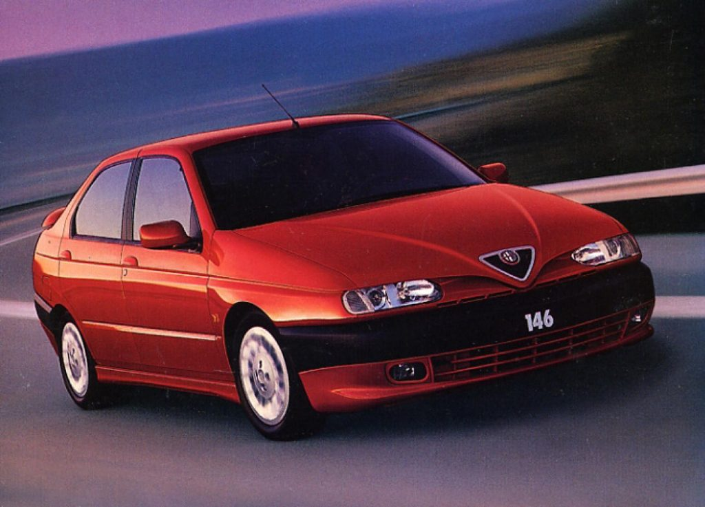 Alfa Romeo 146 PDF Service Manuals
