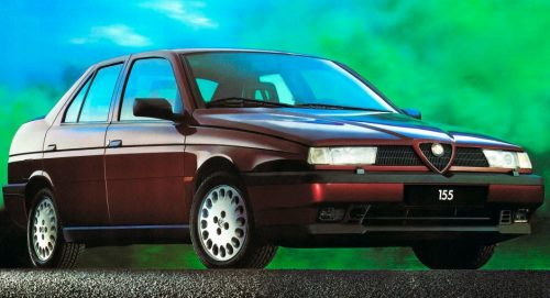 Alfa Romeo 155 PDF Service Manuals