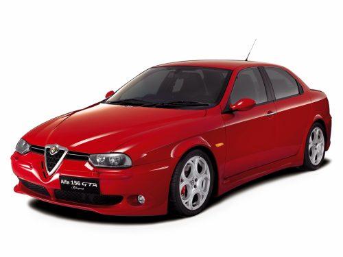 Alfa Romeo 156 PDF Service Manuals
