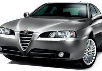Alfa Romeo 166 PDF Service Manuals