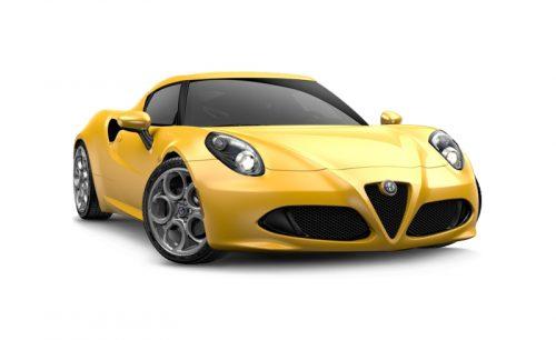 Alfa Romeo 4C PDF Service Manuals