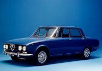 Alfa Romeo Berlina EWD
