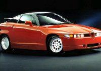 Alfa Romeo RZ-SZ PDF Service Manuals