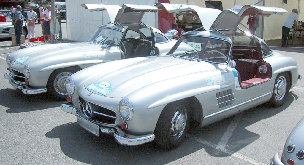 Mercedes-Benz 300SL Coupe 1955