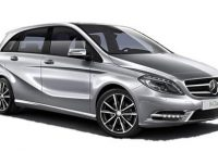 Mercedes-Benz B-Class PDF Service Manuals
