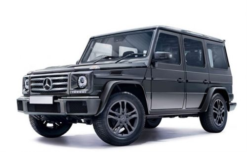 Mercedes-Benz G-Class PDF Service Manuals