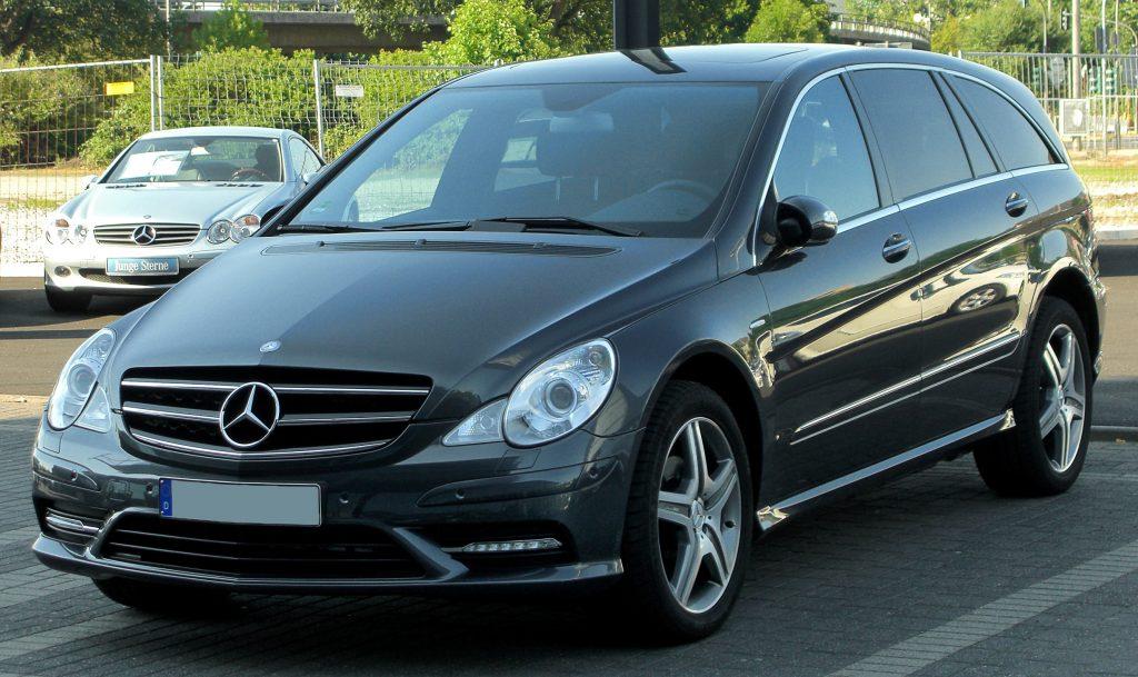 Mercedes-Benz R-Class PDF Owner's Manuals   Carmanualshub.com