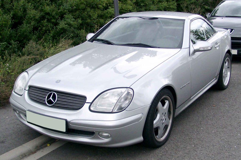 Mercedes-Benz R170, 2000—2004