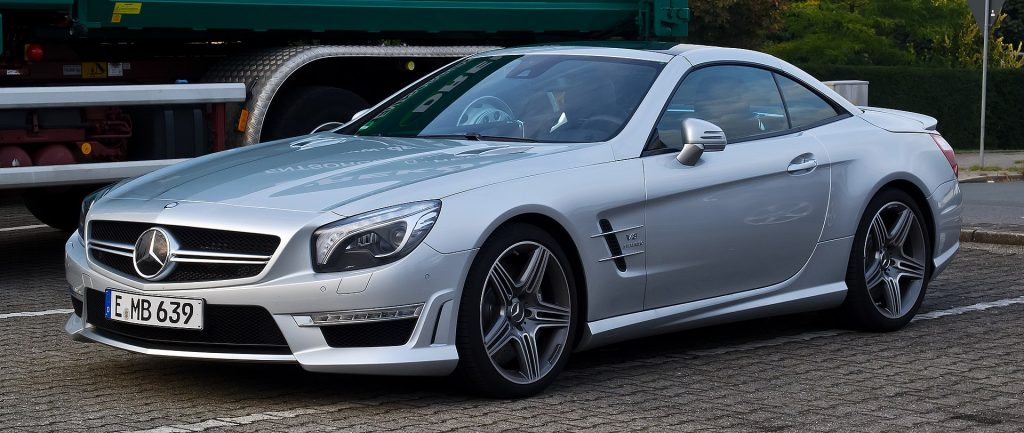 Mercedes-Benz SL 63 AMG (R 231)