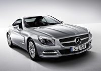 Mercedes-Benz SL-Class PDF Service Manuals