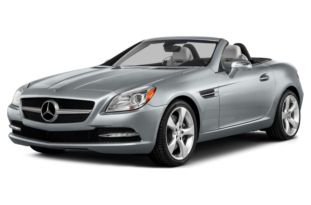 Mercedes-Benz SLK-Class PDF Manuals