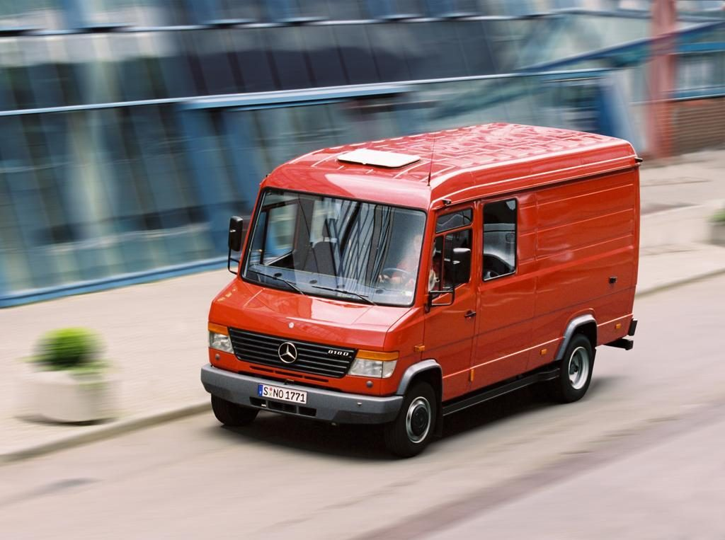 Mercedes Benz Vario Service Manuals