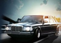 Mercedes-Benz W123 PDF Service Manuals