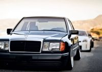 Mercedes-Benz W124 PDF Service Manuals