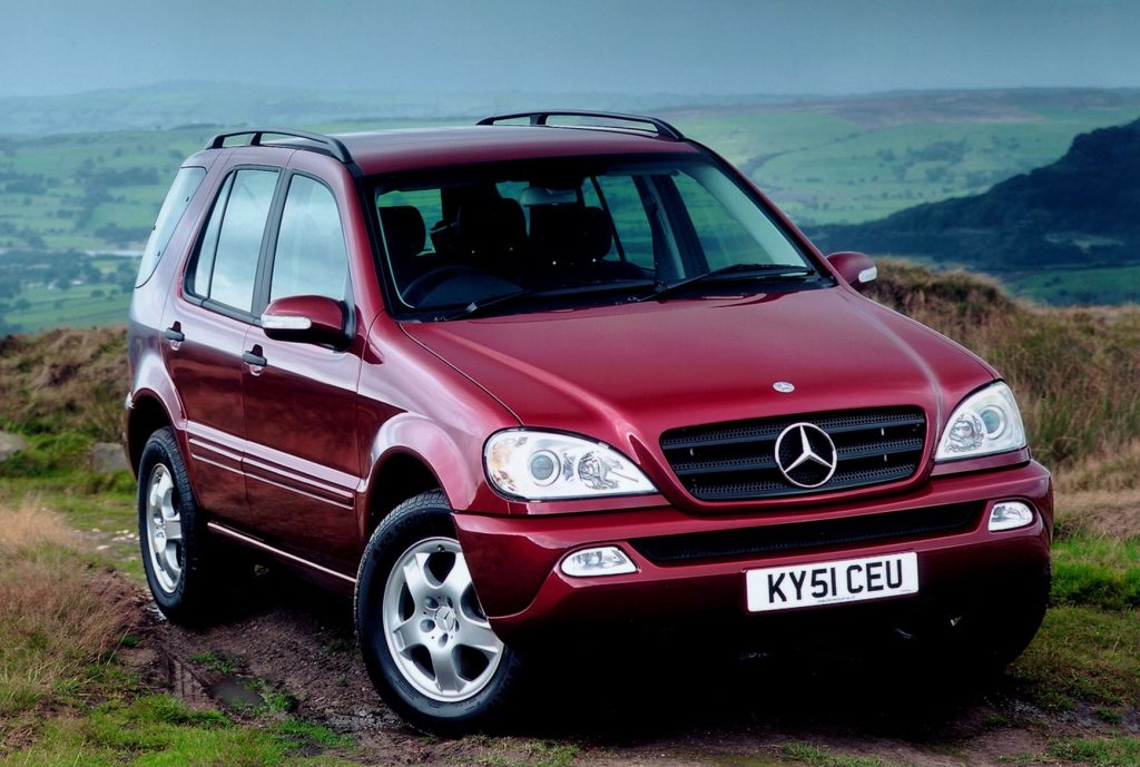 Mercedes Benz M Ml Class Pdf Owner S Manuals Free Download Carmanualshub Com
