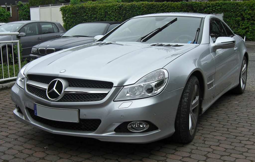 Mercedes SL 2008 PDF Service Manuals