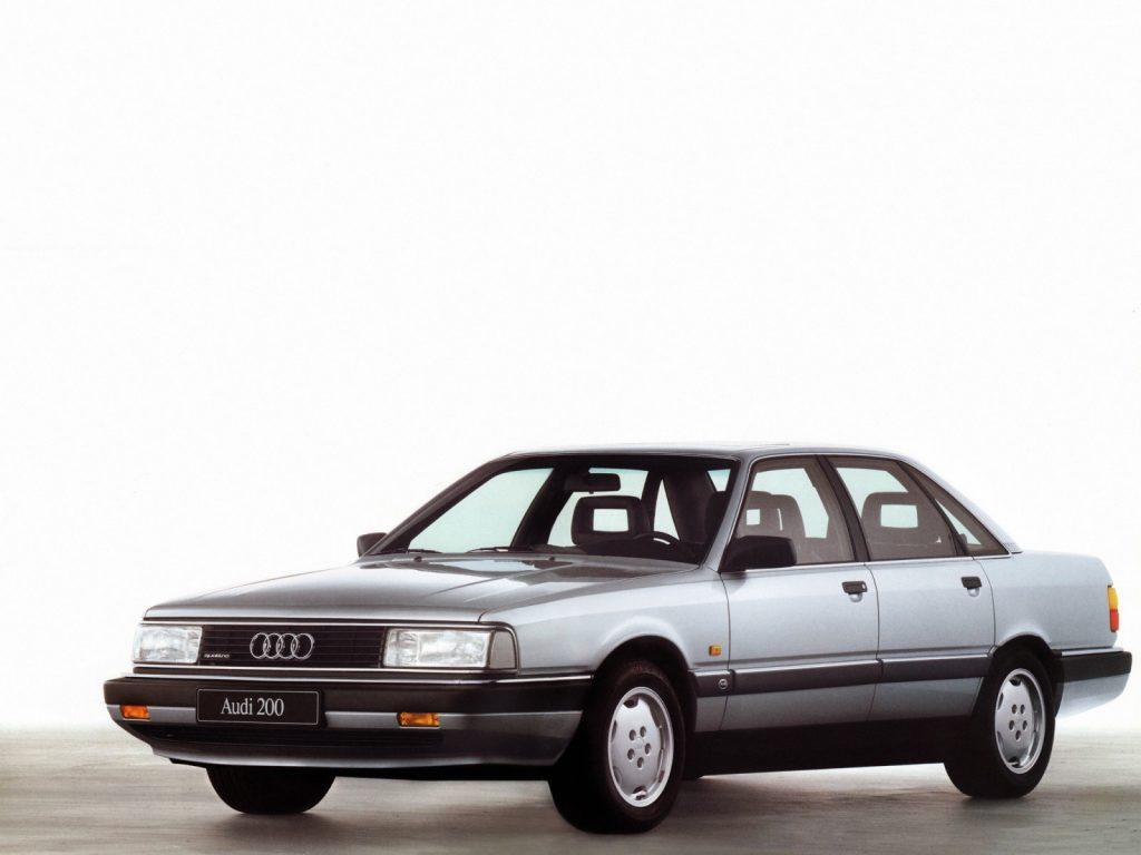 Audi 200 PDF Service Repair Manuals